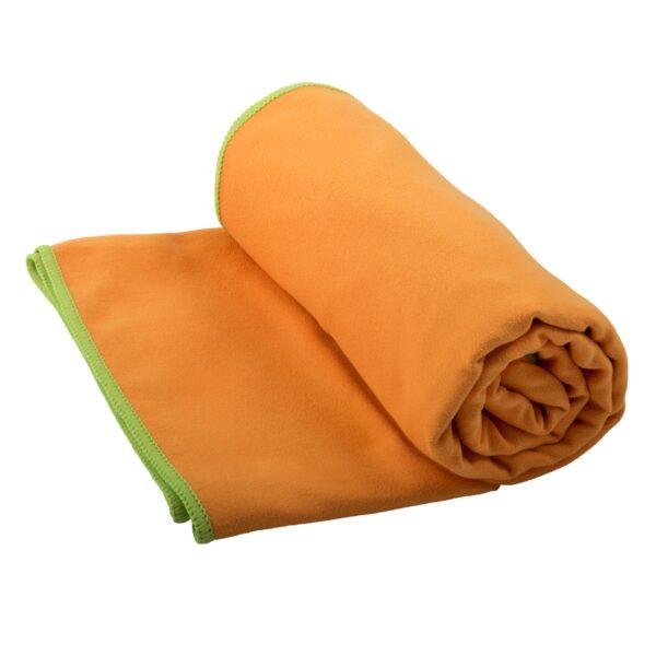 beach towel orange