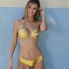 Downtown Bikini Cleos Gold